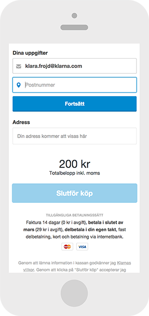 klarna-checkout-mobile