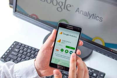Google Analytics-konto